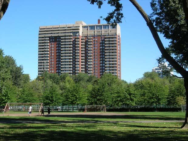 Montréal Canada - Penthouse 28th floor for sale